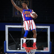 Bull-standing-on-the-rim-(Photo-Credit-Harlem-Globetrotters)