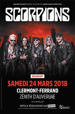 Scorpions en concert le 24 Mars  2018 Zenith d'Auvergne Scorpions-en-concert-clermont-ferrand-2018
