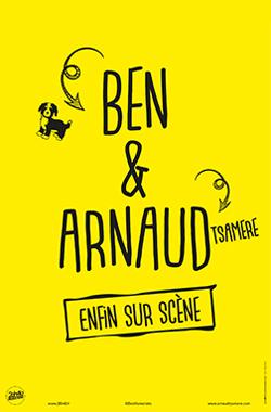 Ben & Arnaud Tsamère