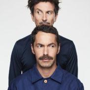 Ben & Arnaud Tsamère ensemble sur scène