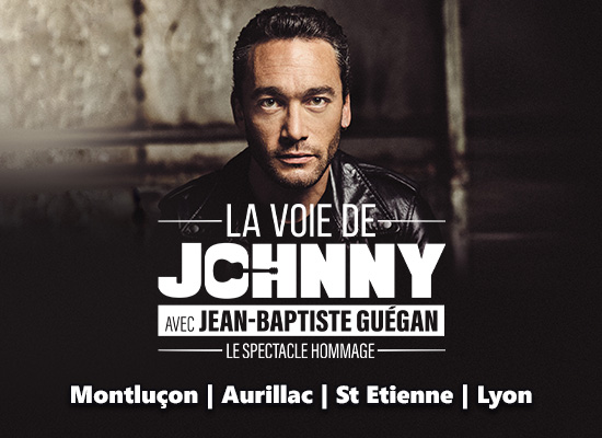 Jean-Baptiste Guégan - La voie de Johnny